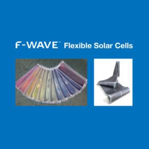 FWAVE太陽電池のパンフレット(PDF)をUPしました